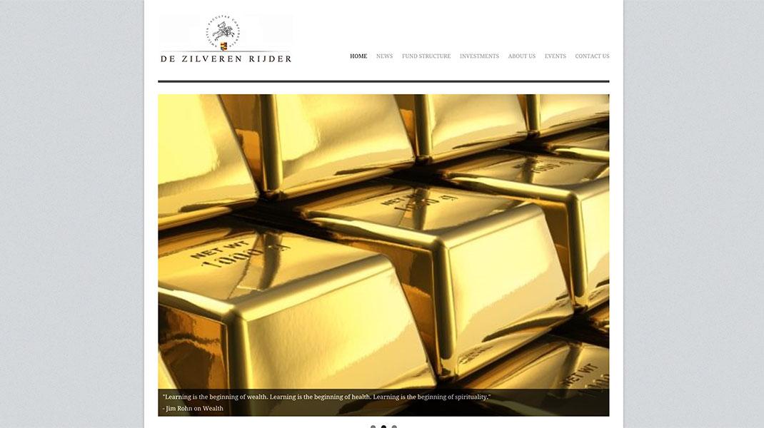De-Zilveren-Rijder Screenshot